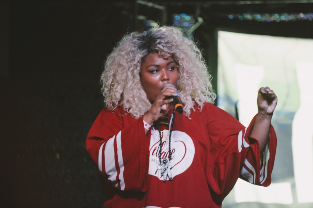 lizzo bottom of the hill san francisco