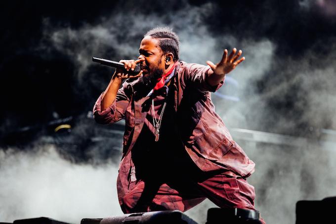 Kendrick Lamar.