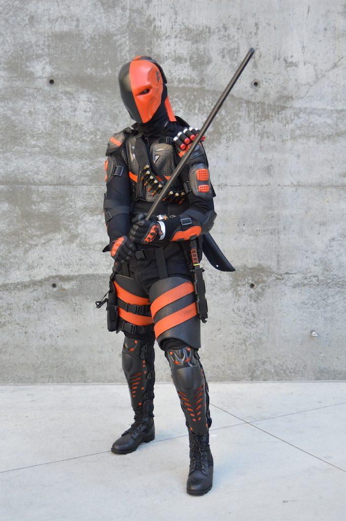 Deathstroke from Arrow.