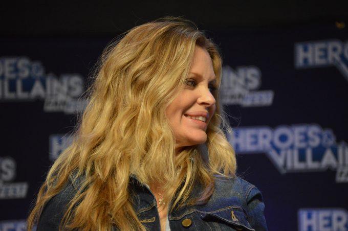 Kristin Bauer (Maleficent).