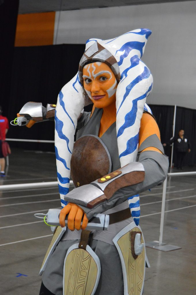 Shaak Ti From Star Wars.
