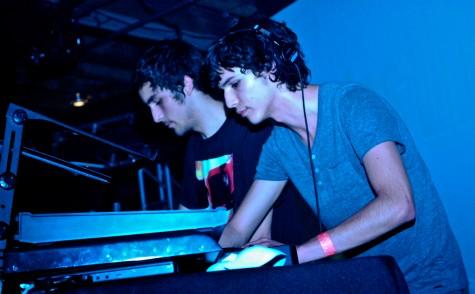 Realboy members Daniel Gomez and Austin D. Jacobsen. Photo by Joey Pangilinan