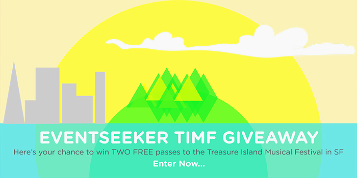 Treasure Island Music Festival Ticket Giveaway
