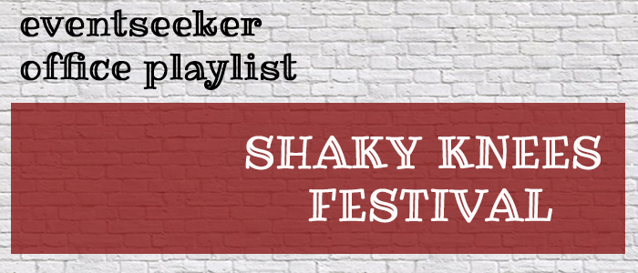 SHAKY KNEES HEADER