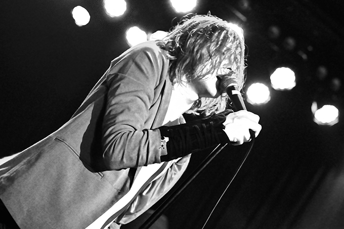 Foxygen the roxy LA