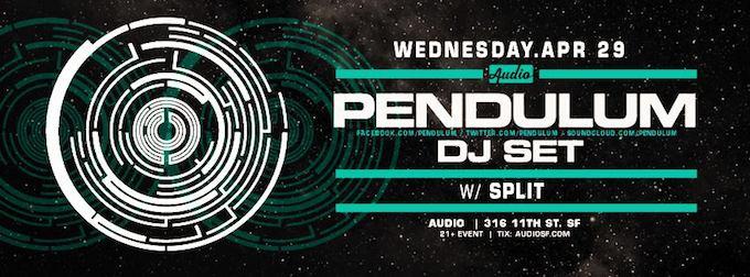 pendulum audio cover