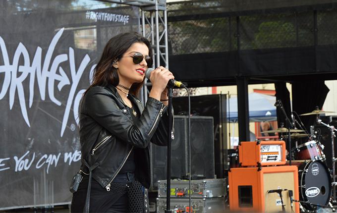 Bebe Rexha cropped