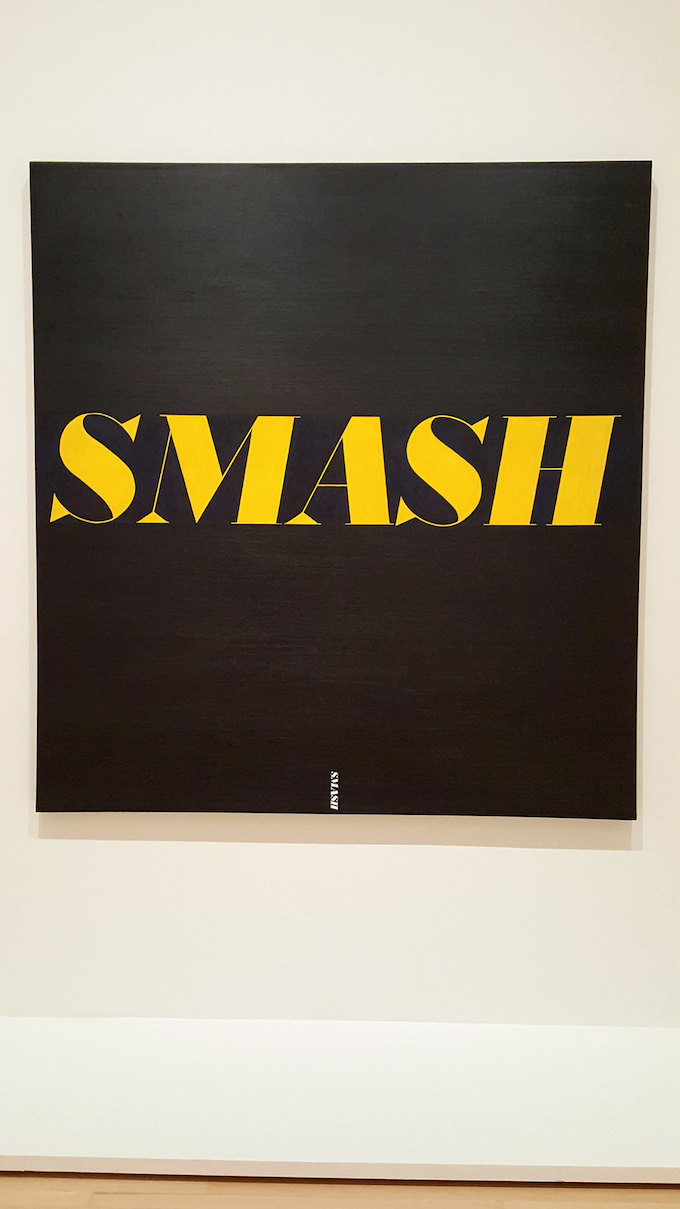 Smash, Ed Rucha