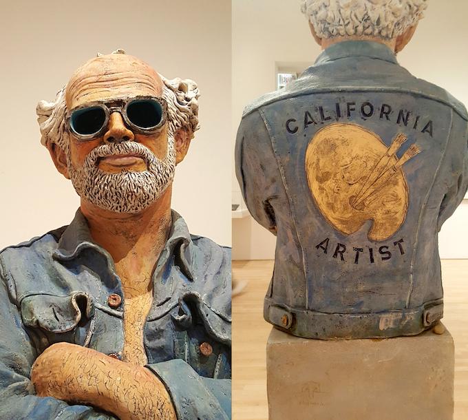 California Artist</em<, Robert Arneson