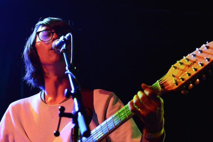Ryan Wong of Cool Ghouls.