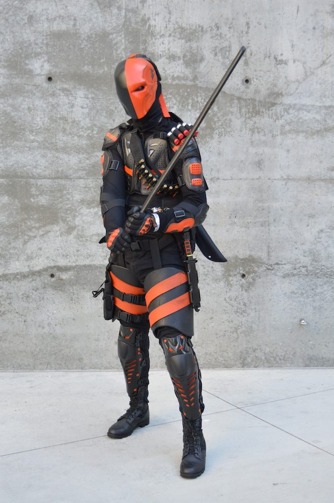 Deathstroke from Arrow.