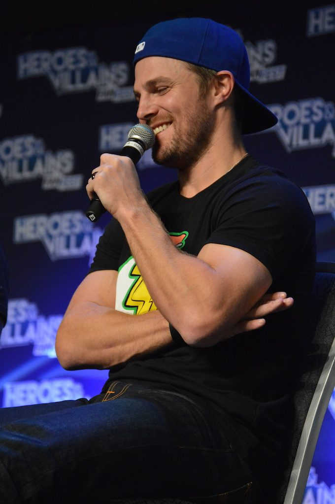 Stephen Amell of Arrow 6