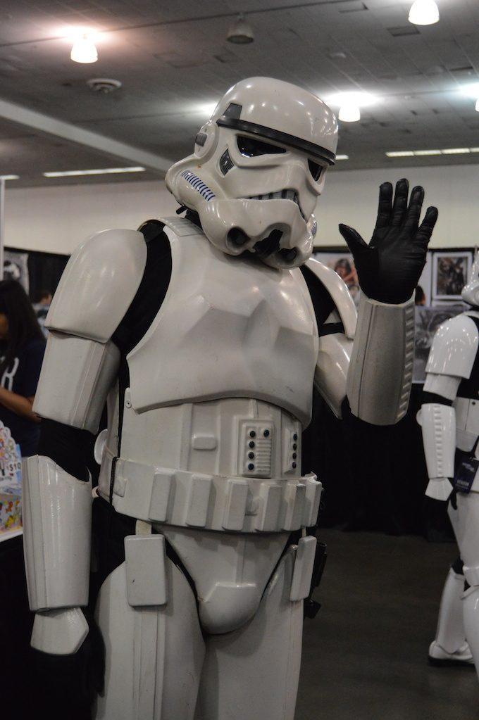 Storm Trooper.
