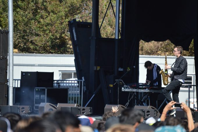 Bud Light Festival Stage 1 (Marian Hill)