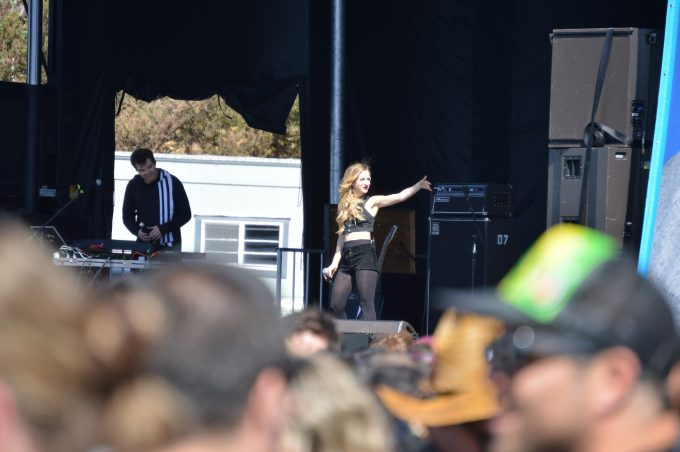 Bud Light Festival Stage 3 (Marian Hill)