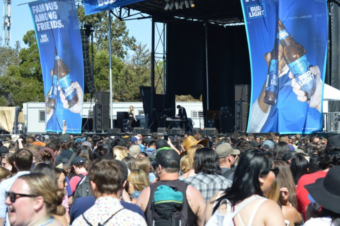 Bud Light Festival Stage 4 (Marian Hill)